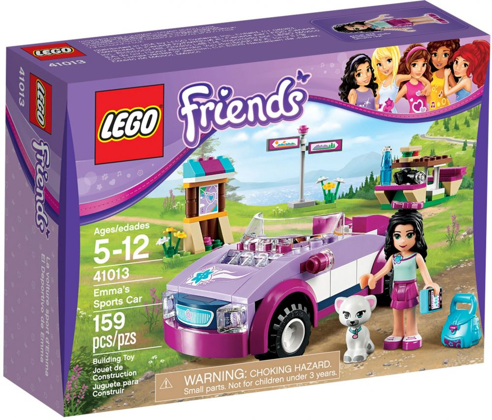 cheval sidecar voiture AU CHOIX Figurine lego FRIENDS friend
