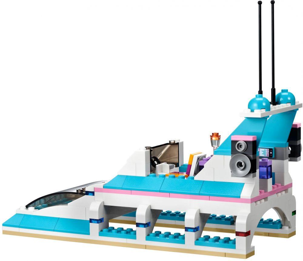 lego friends 41015 pas cher le yacht. Black Bedroom Furniture Sets. Home Design Ideas