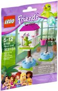 LEGO Friends 41024 - Le perroquet et son perchoir pas cher