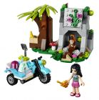 LEGO Friends 41032 La moto de secours de la jungle