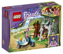 LEGO Friends 41032 - La moto de secours de la jungle pas cher