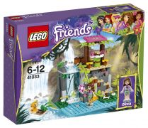 LEGO Friends 41033 Sauvetage dans les cascades de la jungle