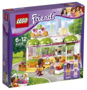 LEGO Friends 41035 - Le bar à smoothie de Heartlake City pas cher