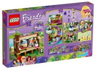 LEGO Friends 41038  La base de sauvetage de la jungle