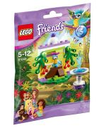 LEGO Friends 41044 Le perroquet et sa fontaine