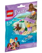 LEGO Friends 41047 Le petit rocher du phoque