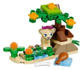 LEGO Friends 41048 La savane du lionceau