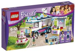 LEGO Friends 41056 - Le camion TV de Heartlake City pas cher