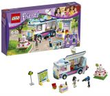 LEGO Friends 41056 Le camion TV de Heartlake City