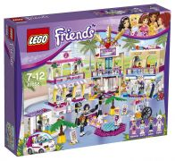 LEGO Friends 41058 - Le centre commercial d'Heartlake City pas cher
