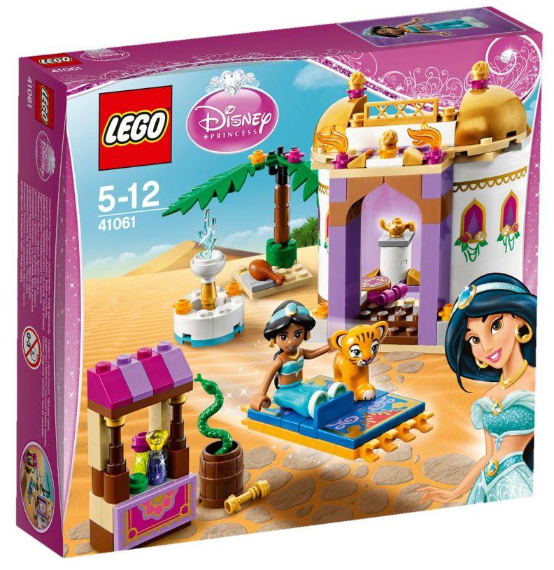 Lego disney 41061 pas cher le palais de jasmine - Star wars personnages lego ...