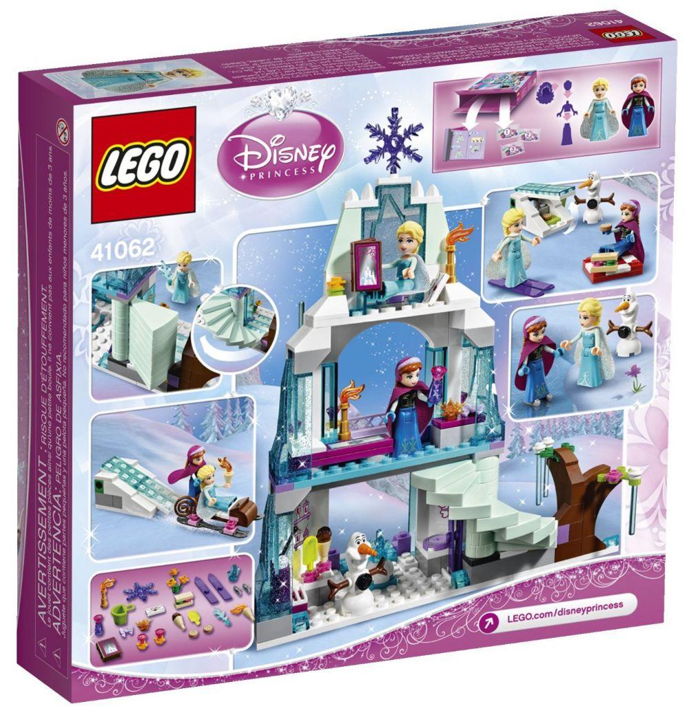 lego disney 41062 le palais de glace delsa