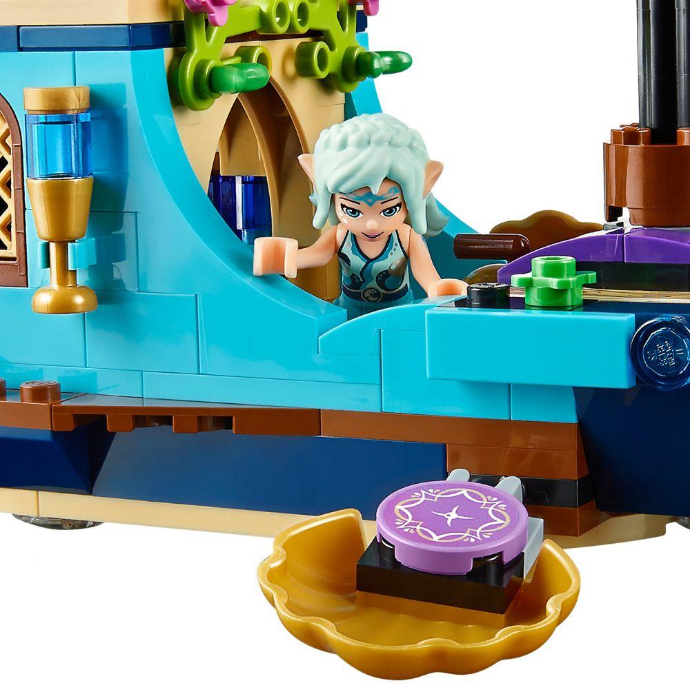 Lego Elves Le Et De Naida Magique Aira Bateau 41073 dthrsQ