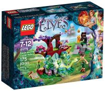 LEGO Elves 41076 Le cristal secret de Farran