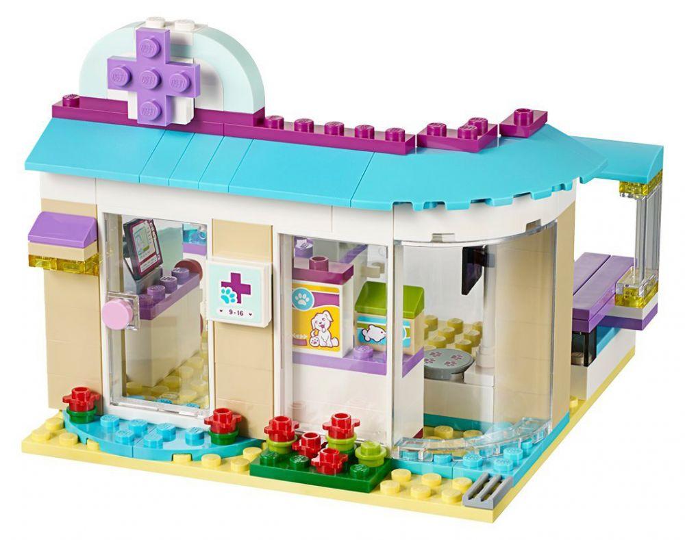 Connu LEGO Friends 41085 pas cher - La clinique vétérinaire VB54