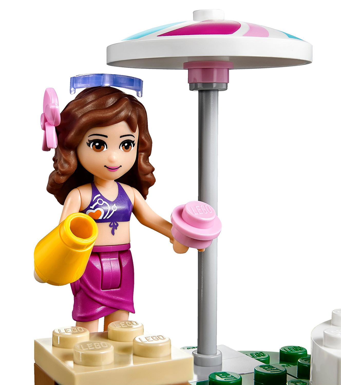 LEGO Friends 41090 pas cher - La piscine d'Olivia