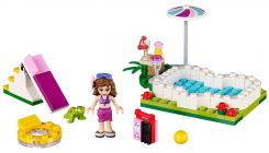 LEGO Friends 41090 La piscine d'Olivia