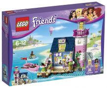LEGO Friends 41094 - Le phare d'Heartlake City pas cher