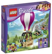 LEGO Friends 41097 - La montgolfière d'Heartlake City pas cher
