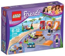 LEGO Friends 41099 Le skatepark