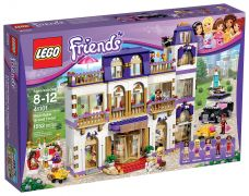 LEGO Friends 41101 - Le grand hôtel de Heartlake City pas cher