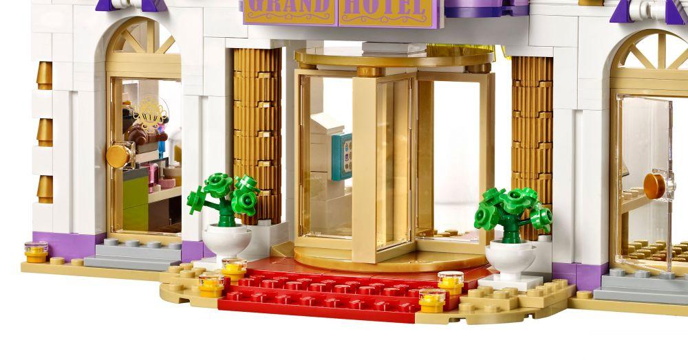41101 Hôtel Friends Grand Heartlake Le Lego De City RAjL54