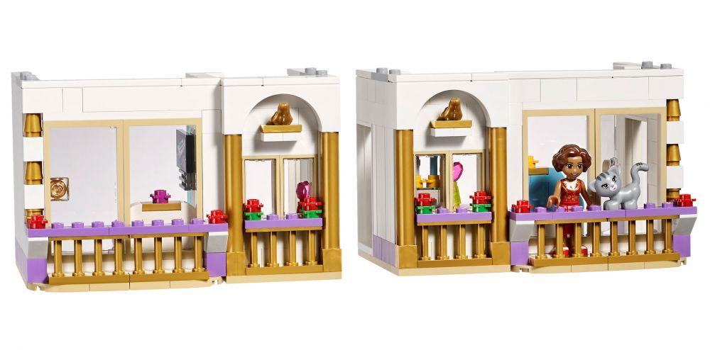 Lego Friends 41101 Pas Cher Le Grand Hôtel De Heartlake City