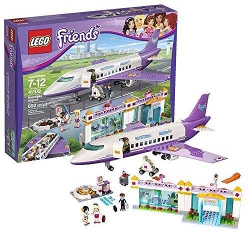 Lego 41109 Heartlake CherL'aéroport Friends De City Pas MpqUVzS