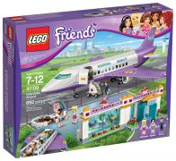 LEGO Friends 41109 - L'aéroport de Heartlake City pas cher