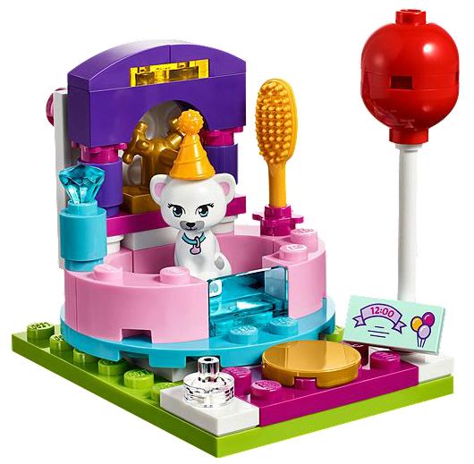 LEGO Friends 41114 pas cher - Le cadeau du chat