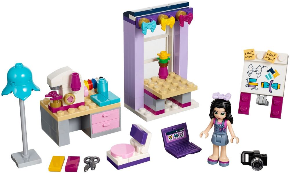 LEGO Friends 41115 Pas Cher Latelier De Couture DEmma