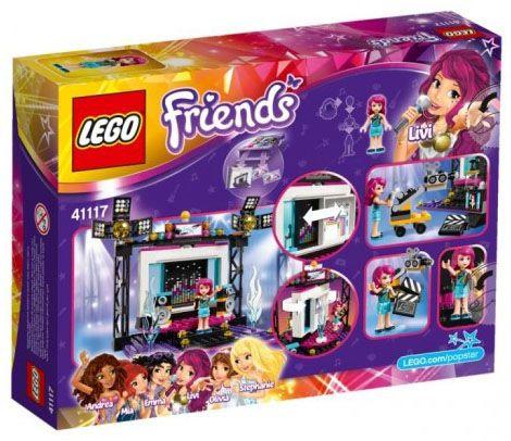 Friends Star Lego 41117 Le Tv Pop Plateau Jc1FlK