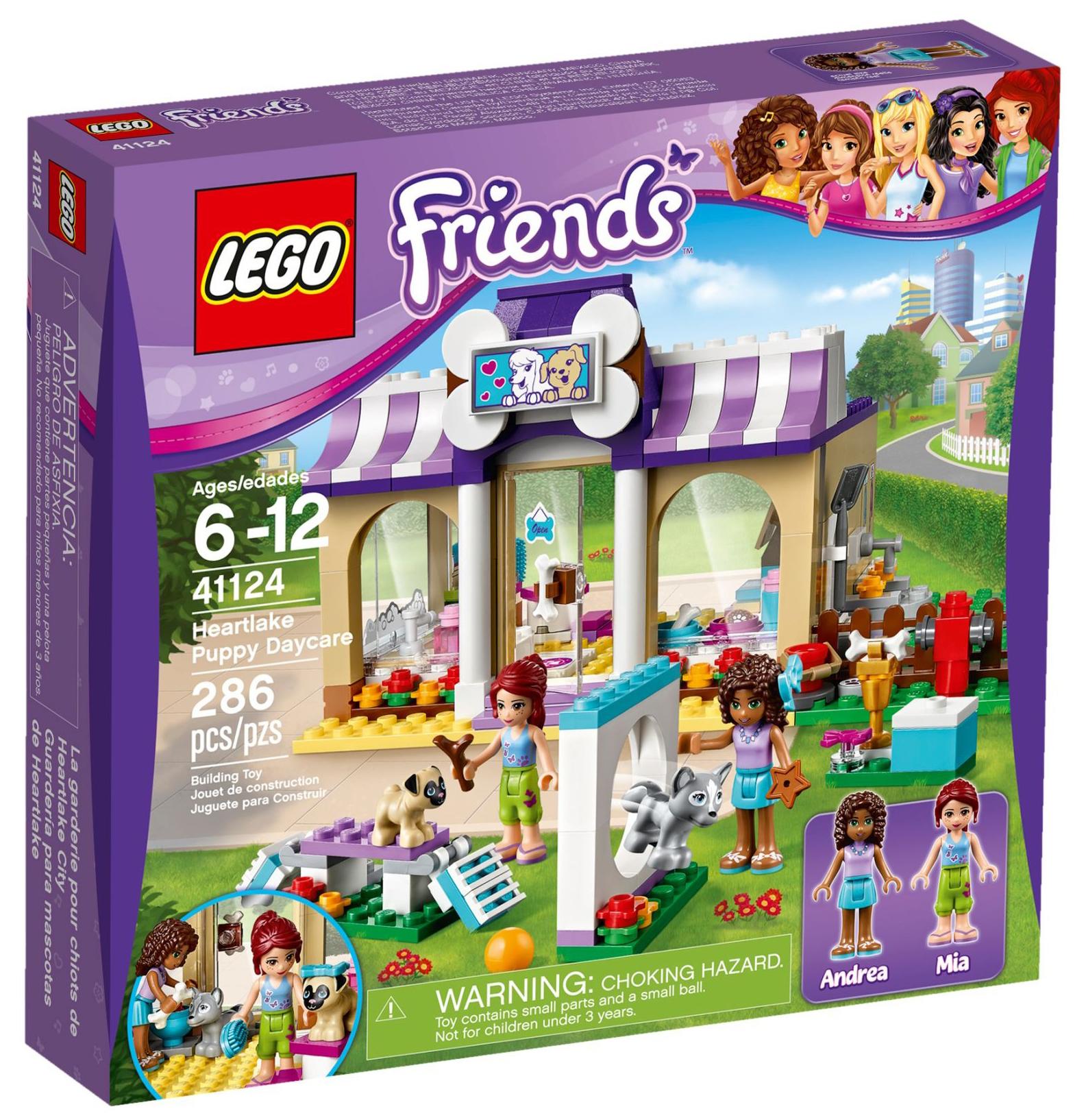 Fan Designed Lego Friends Heartlake City: LEGO Friends 41124 Pas Cher