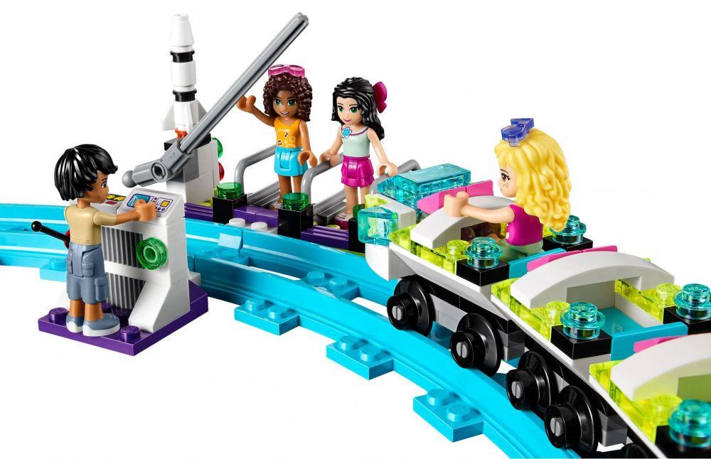 Lego 41130 Friends Parc d/'attractions Montagnes Russes
