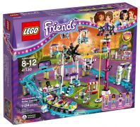 LEGO Friends 41130 - Les montagnes russes du parc d'attractions pas cher