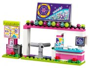 LEGO Friends 41130 Les montagnes russes du parc d'attractions