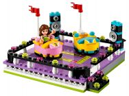 LEGO Friends 41133 Les auto-tamponneuses du parc d'attractions