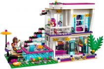 LEGO Friends 41135 La maison de la Pop Star Livi