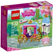 LEGO Disney 41141 Le carrosse royal de Ballerine