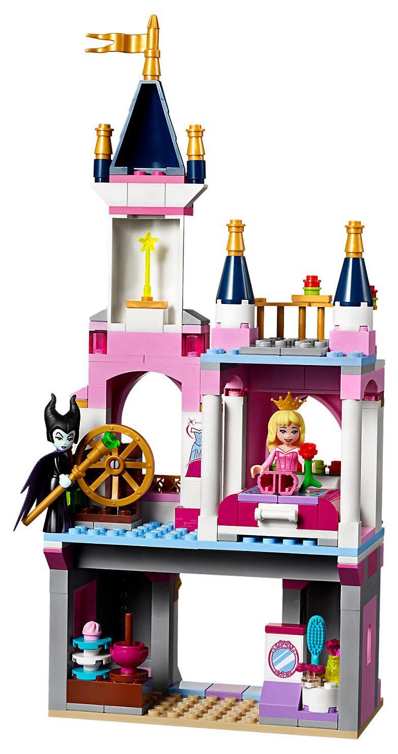 Lego disney 41152 pas cher le ch teau de la belle au bois dormant - Chateau la belle au bois dormant ...