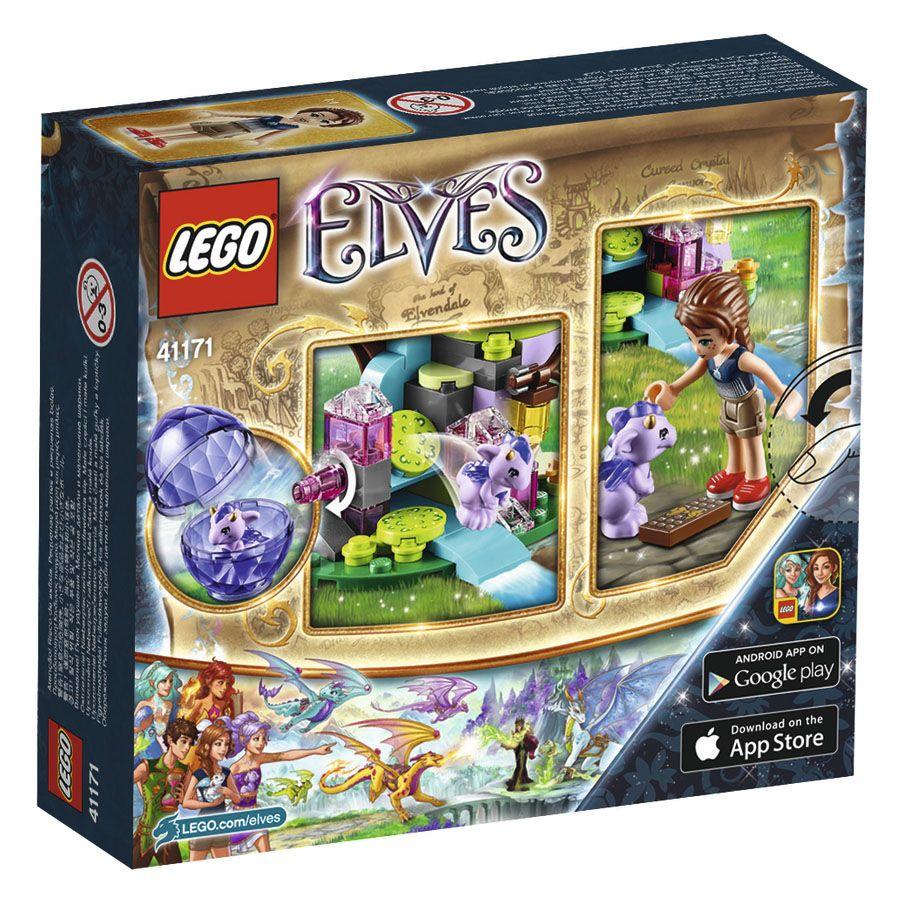 Le Lego Bébé Elves Emily Dragon Jones 41171 Et orxdCBeW