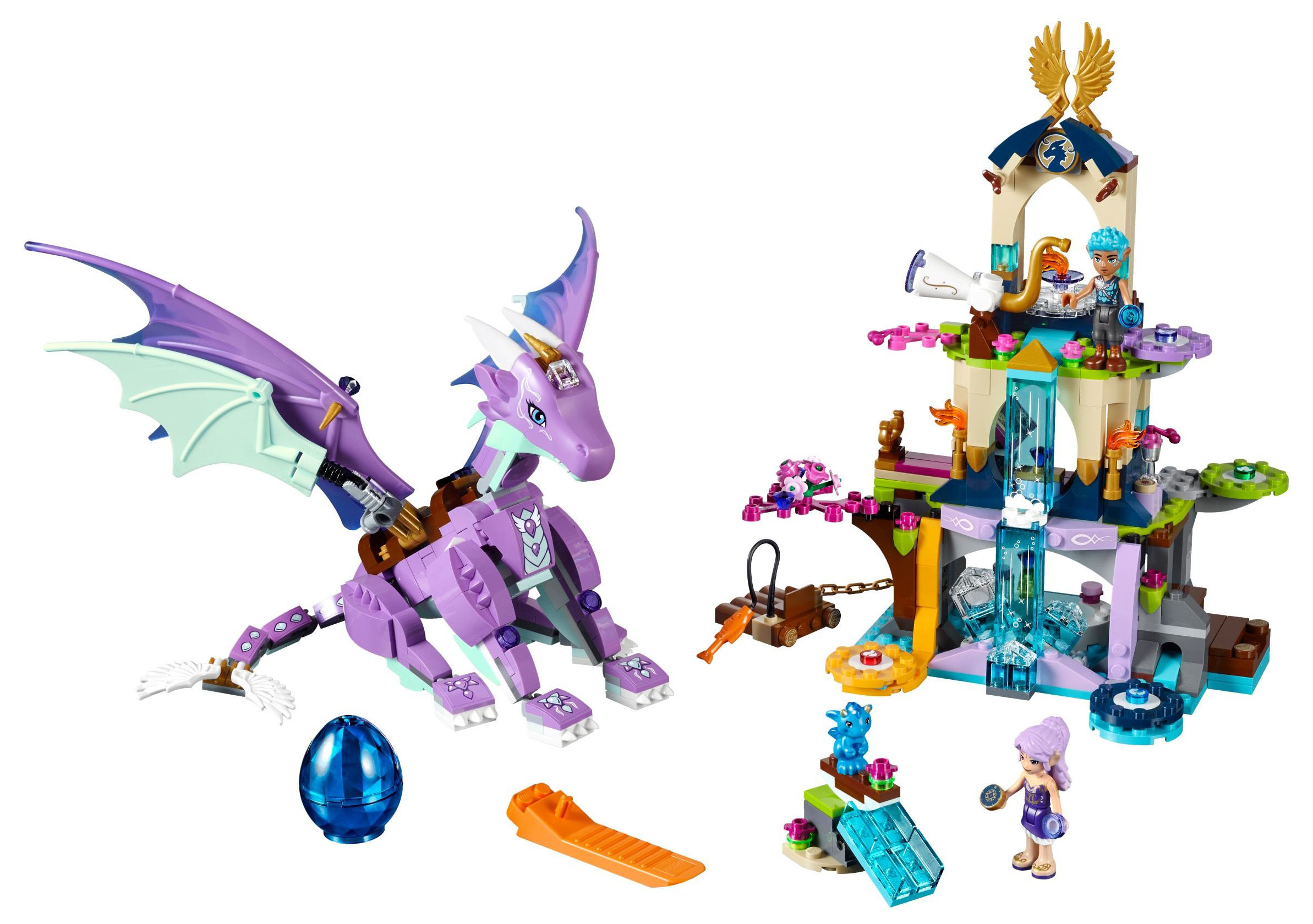 1000 Images About Lego Elves On Pinterest