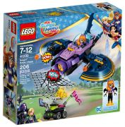 LEGO DC Super Hero Girls 41230 La poursuite en Batjet de Batgirl
