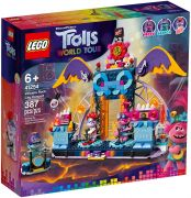 LEGO Trolls World Tour 41254 Le concert de Vulcarock City