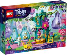 LEGO Trolls World Tour 41255 La fête au village pop