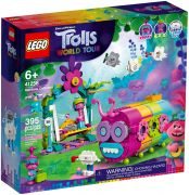 LEGO Trolls World Tour 41256 Le bus chenille arc-en-ciel