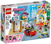 LEGO Les Super Nanas (The Powerpuff Girls) 41288 L'attaque de Mojo Jojo