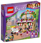 LEGO Friends 41311 - La pizzeria d'Heartlake City pas cher