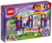 LEGO Friends 41312 - Le centre sportif d'Heartlake City  pas cher