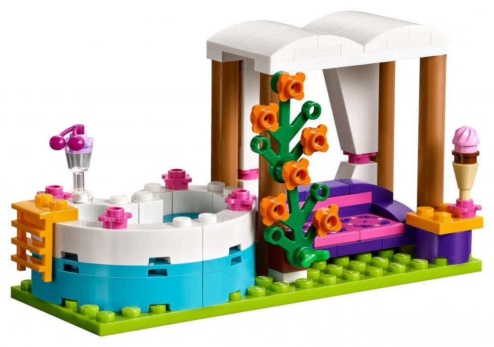 Lego friends 41313 pas cher la piscine d 39 heartlake city - Lego friends piscina ...